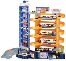 NEW Tomy Tomica Big Tomikabiru Multi-storey Car Parking Garage Toy from Japan