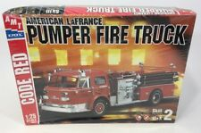AMT/ERTL American LaFrance Pumper Fire Truck Model Code Red - 2001 issue Sealed