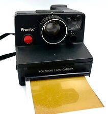 Polaroid Pronto! Land Camera, Using SX-70 Film instant camera - Working