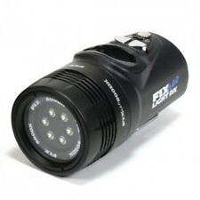 Fisheye Fix Neo Dx 800 Compact Underwater Video Light - 800 Lumens Stealth Black