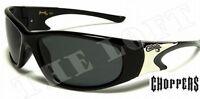 Sunglasses New Choppers Polarized Biker Glasses Cool Quality PZ71