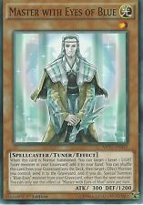 YU-GI-OH CARD: MASTER WITH EYES OF BLUE - MP17-EN012 1ST EDITION