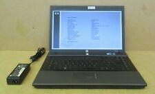 "HP 620 15.6"" HD 1366x768 Core 2 Duo T6670 2.2Ghz 4GB 320GB HDD Win10 Pro Laptop"