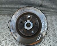 Nissan Qashqai Wheel Hub Right Front 2007 J10 Driver O/S Front Steering Knuckle