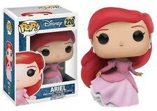 Funko Pop Disney The Little Mermaid Ariel Gown 220 Vinyl Bobble-Head Figure