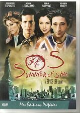 DVD ZONE 2--SUMMER OF SAM--BRODY/SORVINO/LEGUIZAMO/SPIKE LEE--NEUF