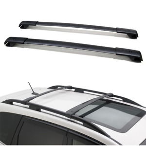 For 09-13 Subaru Forester Roof Rack Cross Bars OE Style Luggage Carrier Bar Set