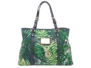 Louis Vuitton Cruise Line Ailleurs Cabas PM Tote Bag Green/Multicolor - e47856a