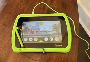 LeapFrog Epic Tablet With Carrying Case