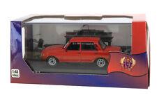 Wartburg 353 Baujahr 1985 rot red DDR 1:43 IXO IST Models 014 NEU