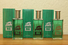 3x LR Jungle man Eau De Parfum 50 Ml