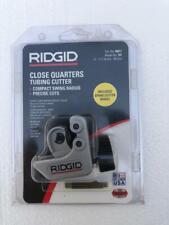 """RIDGID Modèle 101 Fermer Quarters Tuyauterie Coupeur 1/4 """" Pour 1-1/8 """" #40617"""