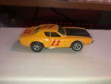 Vintage AFX Aurora Slot Car Dodge Charger RUNS