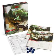 NEW Dungeons & Dragons Starter Set Fantasy D&D Roleplaying Game 5th Edition 2014