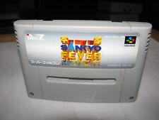 Honke Sankyo Fever Super Famicom SFC Japan import