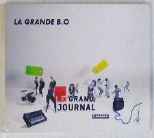 Le Grand Journal CD La grande BO CANAL +  2009