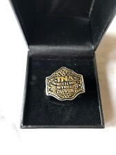 TNA World Championship Ring!  Excellent Condition! Never worn!