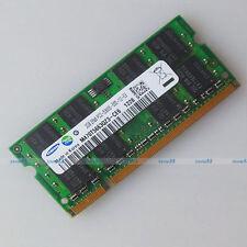Samsung 2GB PC2-5300 DDR2-667 667Mhz 200pin DDR2 Laptop Memory SO-DIMM RAM NEW