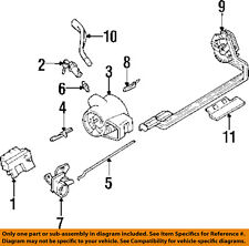s l225 interior switches & controls for chevrolet corsica ebay Typical Ignition Switch Wiring Diagram at nearapp.co