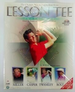 The Lesson Tee Short Game CD-Rom Golf The Ultimate Way to Lower Your Score VTG