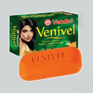 Ceylon Venivel Soap Herbal Ayurveda Beauty Soap - Natural Sri Lanka