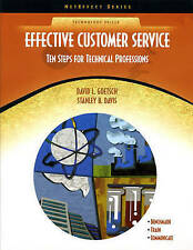 USED (VG) Effective Customer Service: Ten Steps for Technical Professions (NetEf