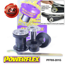 VW Golf MK3 2WD 92-98 Powerflex Front Wishbone Frt 30mm Bushes Camber PFF85-201G
