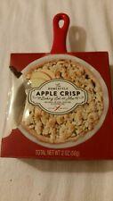 Mini Homestyle Apple Crisp Baking Set, Mix,   Includes Mini Ceramic Pie Dish NEW