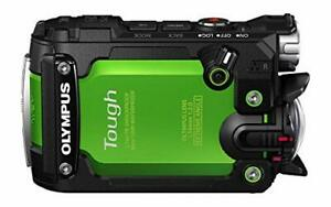 OLYMPUS Action Camera STYLUS TG-Tracker Green