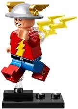 LEGO Mini Figure DC Super Heroes Series Flash Jay Garrick New Checked Complete