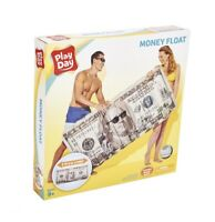 Pool Inflatable High Roller Money Float! Play Day Raft