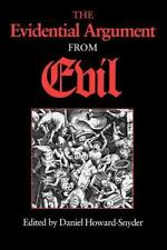 The Evidential Argument from Evil (Indiana Series in the Philosophy of Religion)