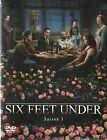 SIX FEET UNDER Intégrale saison 3 - Coffret Collector 5 dvd - Coffret DIGIPACK