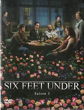 SIX FEET UNDER  Intégrale saison 3 - Coffret Collector 5 dvd - Coffret  DIGIPACK