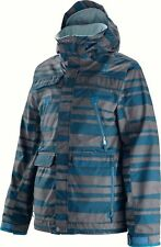 SPECIAL BLEND Men's R1 TRIGGER Jacket - Blu/Gry - Small - NWT