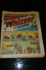 Whizzer & Chips Comic - Date 04/02/1978 - Inc Scateboard game