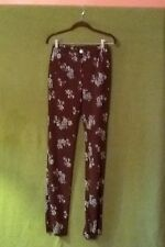 DOLCE GABBANA - Floral pants - Size 42 - ITALY