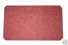 Brand New Door Mat Polypropylene Doormat  80 x 50cm Red