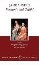 Vernunft und Gefühl von Jane Austen (1984, Gebundene Ausgabe)