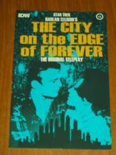 STAR TREK CITY ON THE EDGE OF FOREVER ORIGINAL TELEPLAY #3 IDW COMICS NM (9.4)