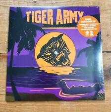 "New Tiger Army Dark Paradise EP Vinyl 45 7"" Scorpion Bowl Limited Edition Rare"