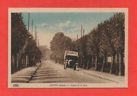 SUIPPES - Avenue de la gare   (J4933)
