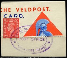 Stamp Netherland  WWII British War Occupation Feldpost - Princess Irene brigade