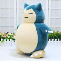 Jumbo SNORLAX Pokemon Center Kabigon Plush Toy Soft Doll 30cm Figure