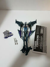 Starscream Transformers Prime Voyager 2012 Action Figure (100% Complete)