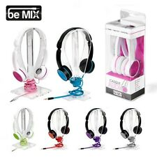 1 CASQUE AUDIO PLIABLE B COMPACT MP3 MP4 STEREO PC TABLETTE SMARTPHONE MP3