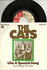 """The Cats - Like a spanish Song (1975)  GERMANY 7"""""""