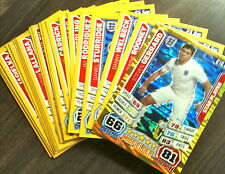 MATCH ATTAX 2014 WORLD CUP FULL SET ENGLAND BASE + STAR PLAYER MANAGER MINT