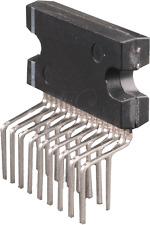 TDA1562 70W High efficency DBS-17 Package 8v-18v 26dB self diagnosing amplifier