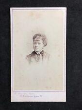 Victorian Carte De Visite CDV: Lady: Alexandra Studio: Westbourne Grove